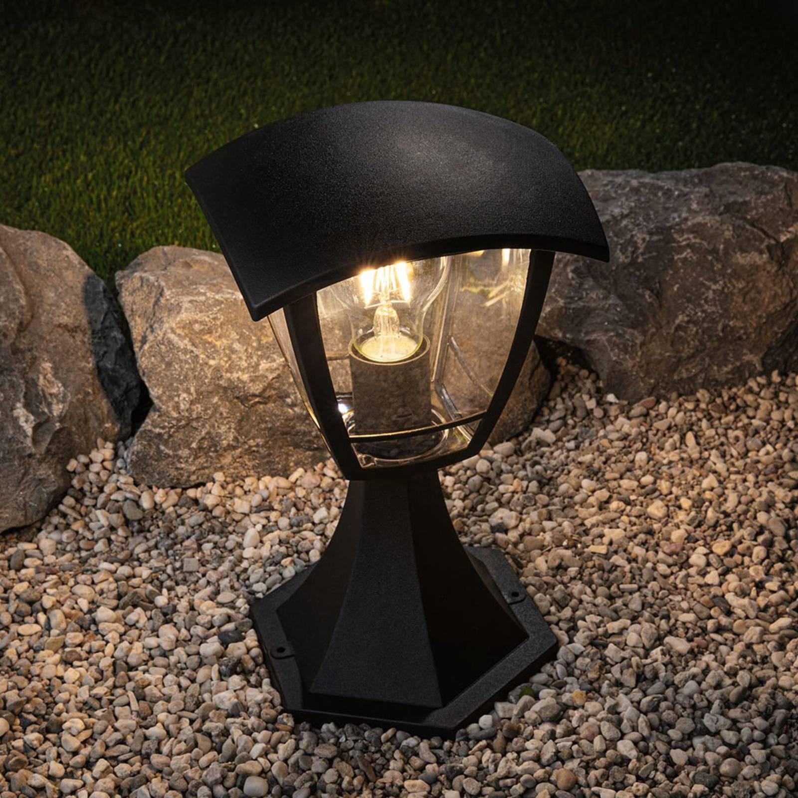 Paulmann Classic curved -pollarilamppu