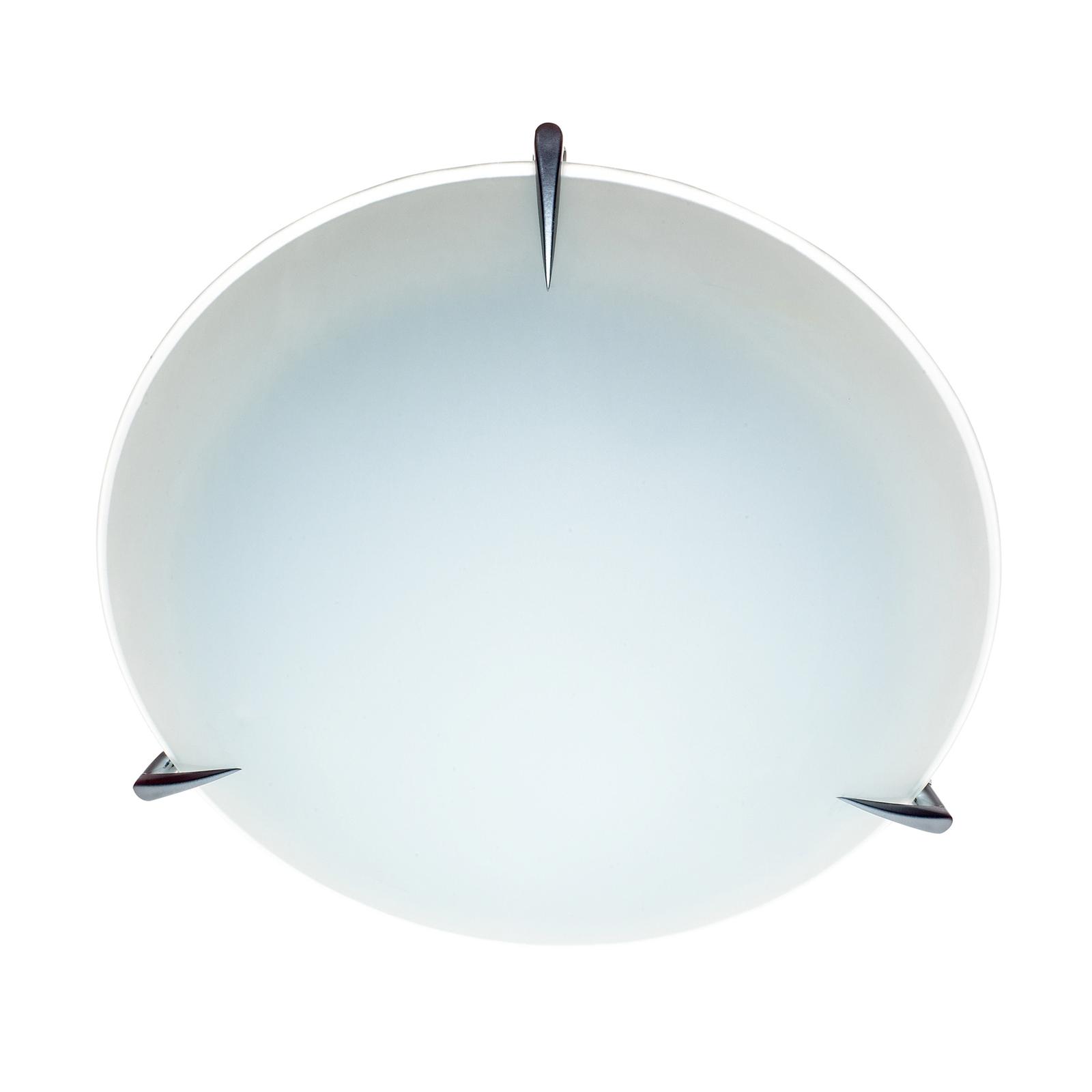 Kattovalaisin Mars lasista, Ø 25 cm