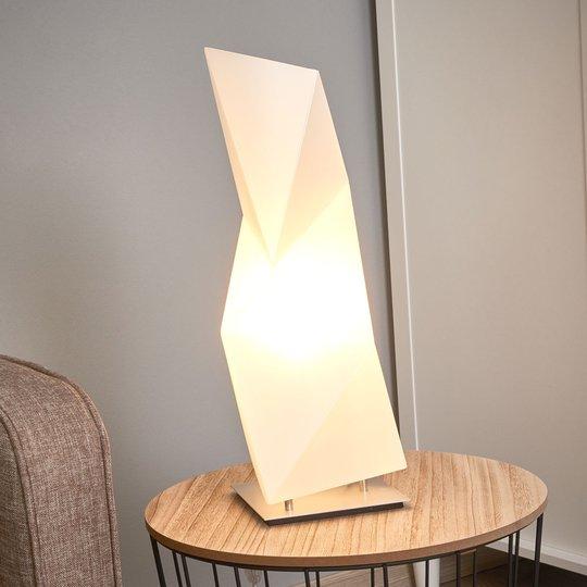 Diamond - design-pöytävalaisin 45 cm