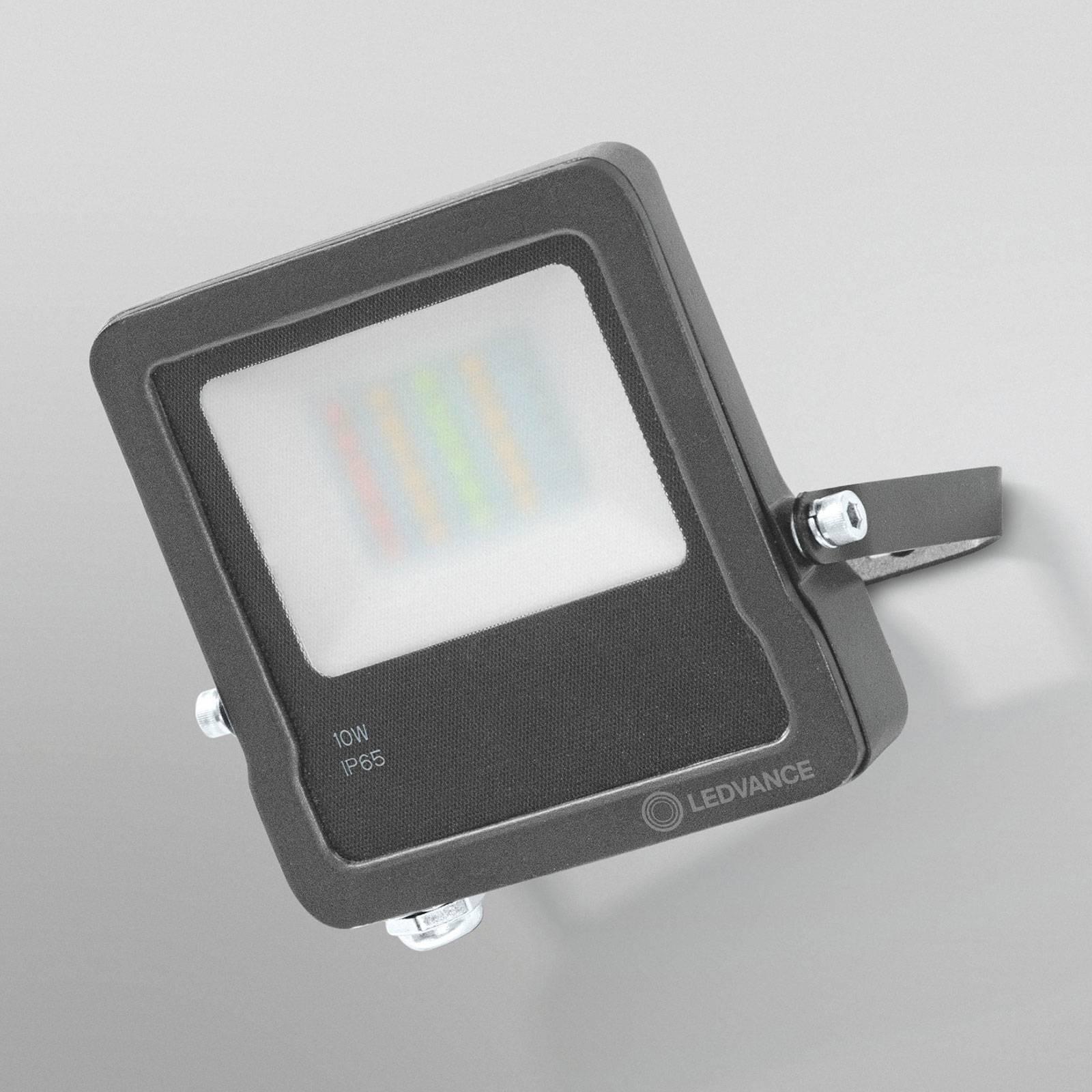 LEDVANCE SMART+ WiFi Flood-seinäkohdevalo RGBW 10W