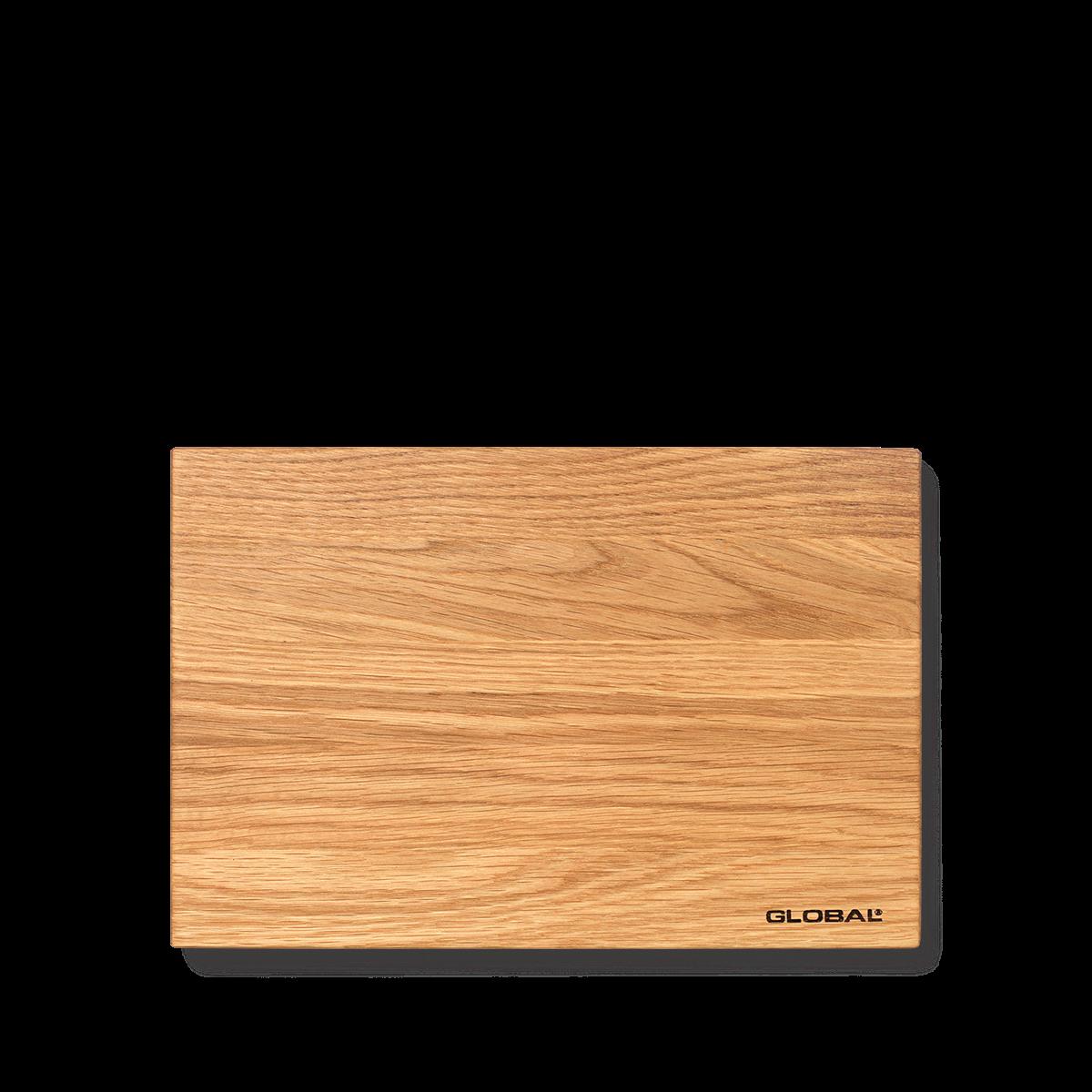 GLOBAL - Cutting Board 30 x 20 cm - Oak (17477)