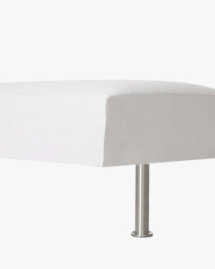 Patjansuojus, Valkoinen, 160x200cm
