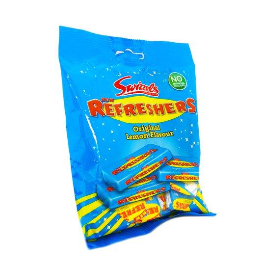 Refreshers - 60% rabatt