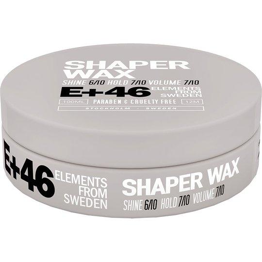 E+46 Shaper Wax, 100 ml E+46 Hiusvahat