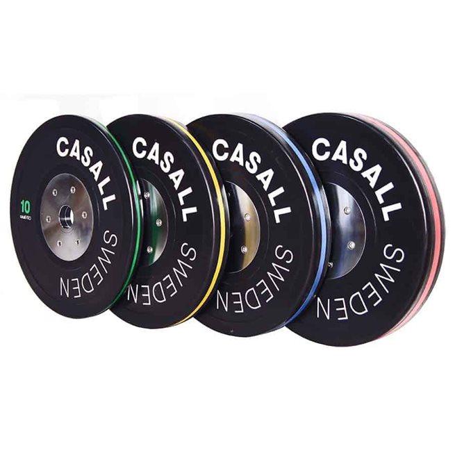 Casall Pro Bumper Elite Plate, Viktskiva Bumper