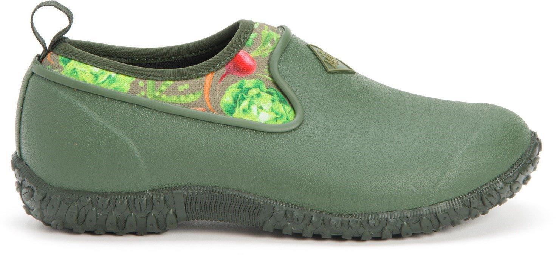 Muck Boots Unisex Muckster II Slip On Boot Multicolor 28901 - Green Veggie Print 3
