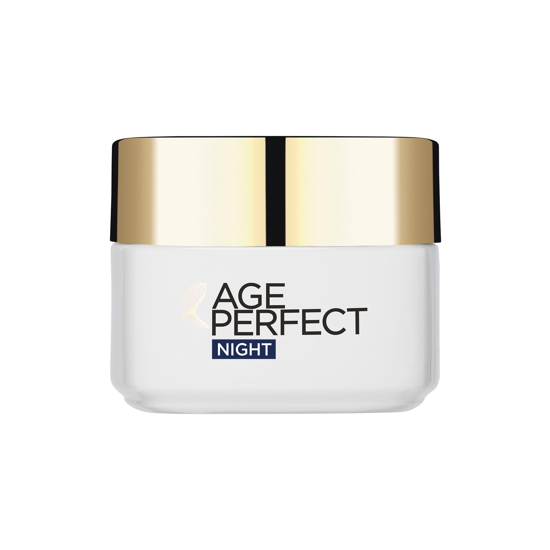 L'Oréal - Age Perfect Moisturising Night Care Anti-Sagging + Anti-Pigmentation 50 ml