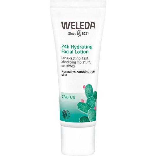 24h Hydrating Facial Lotion, 30 ml Weleda Päivävoiteet