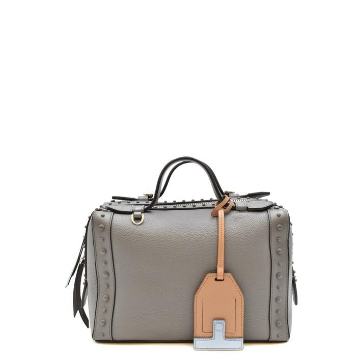 Tod`s Women's Handbag Grey 308693 - grey UNICA