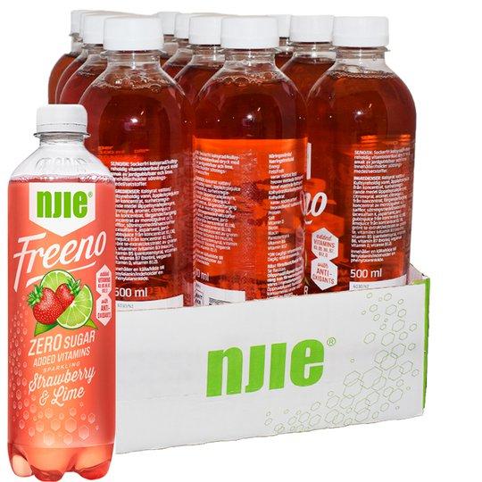 Läsk Strawberry & Lime 12-pack - 34% rabatt
