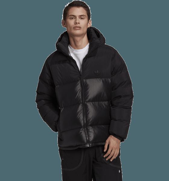 Adidas Originals M Down Regen Puff Jackor BLACK