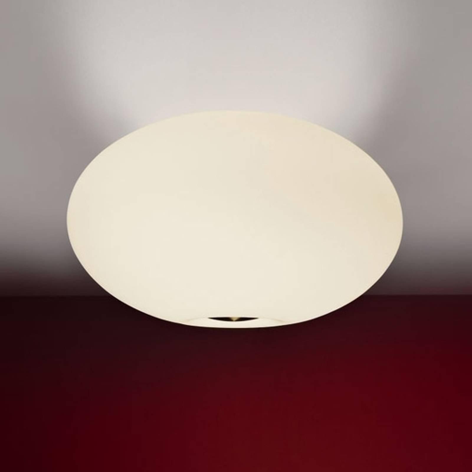 Upea AIH-kattovalaisin, 28 cm, matta kerma