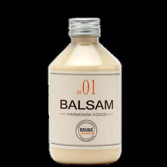Bruns Balsam Harmonisk Kokos nr 01, 330 ml