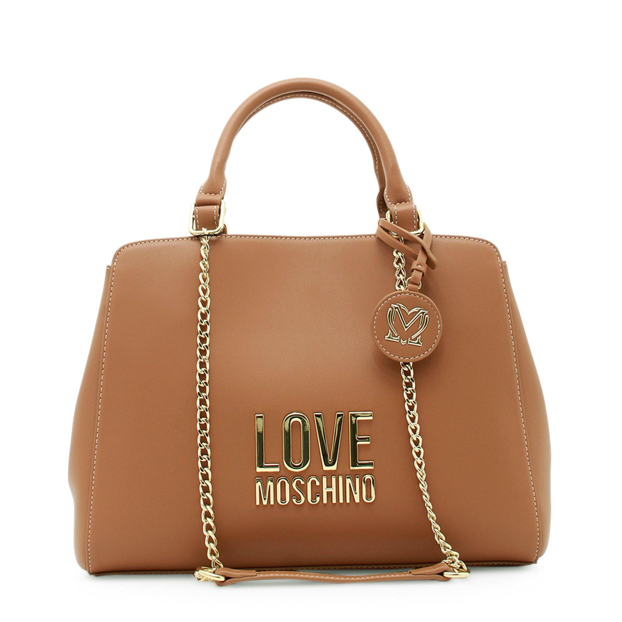 Love Moschino Women's Shoulder Bag Various Colours JC4192PP1DLJ0 - brown NOSIZE