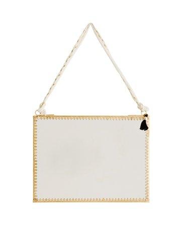 Speil 20x15 cm - Gull