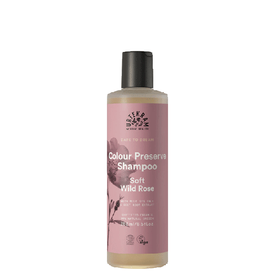 Color Preserve Shampoo Soft Wild Rose Shampoo, 250 ml