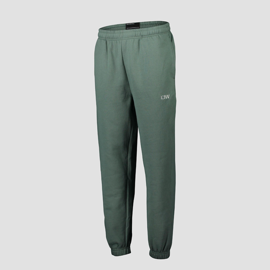 Essential Sweat Pants, Dark Sage