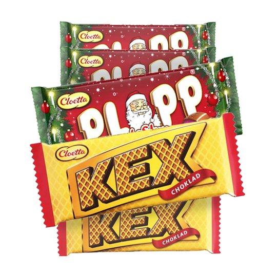 Plopp Juleskum & Kexchoklad - 63% rabatt