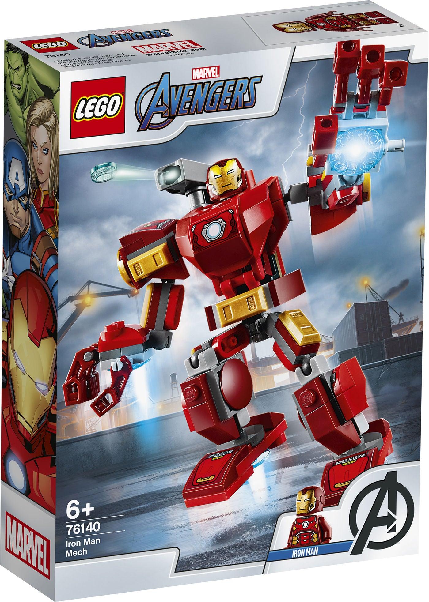 LEGO Super Heroes 76140 Iron Man Mech