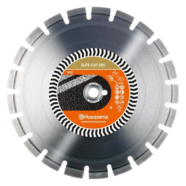 Husqvarna 579812020 ELITE-CUT S85 Timanttilaikka 350x25,4 mm