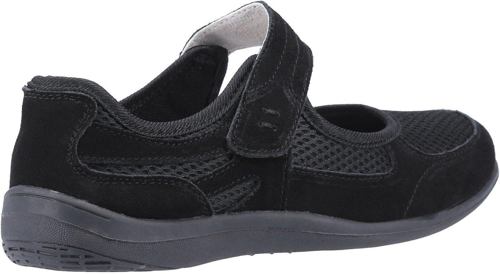 Fleet & Foster Women's Morgan Touch Slip on Sandal Various Colours 30110-51113 - Black 5