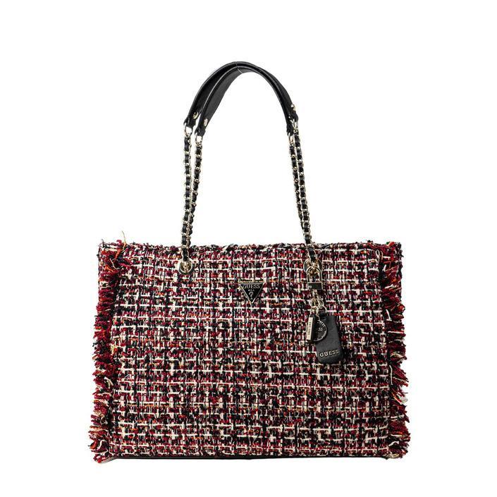 Guess Women's Handbag Bordeaux 320401 - bordeaux UNICA
