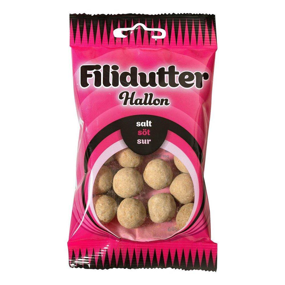 Filidutter Hallon - 65 gram