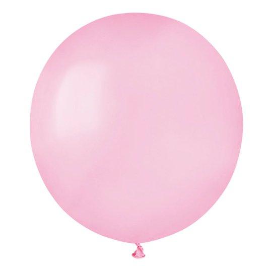 Jätteballong Neonrosa - 1-pack