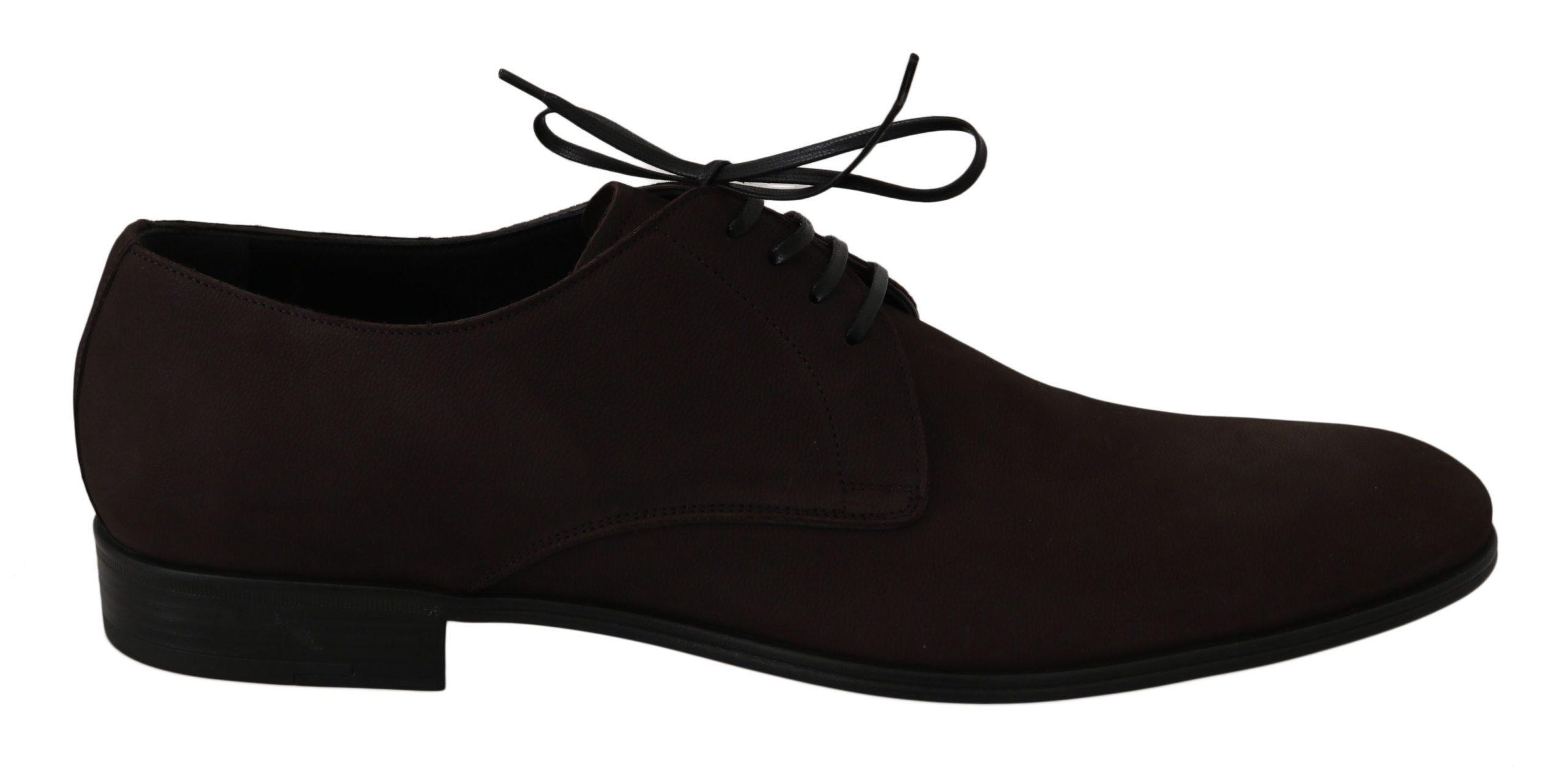 Dolce & Gabbana Men's Shoes Brown MV2368 - EU40/US7