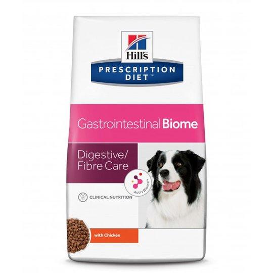 Hill's Prescription Diet Canine Gastrointestinal Biome Digestive/Fibre Care Chicken 10 kg
