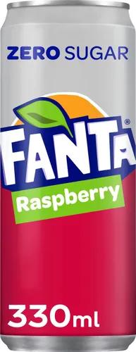 Fanta Zero Raspberry 33cl