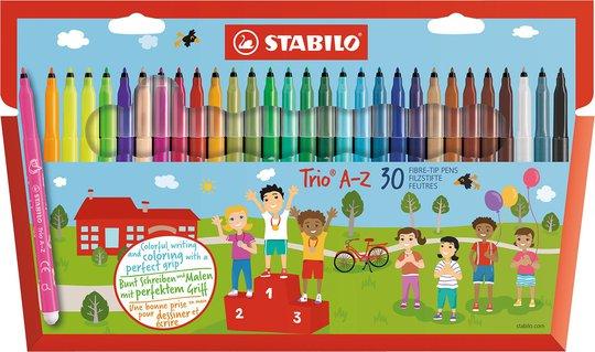 STABILO Filtspisspenner 30-pack