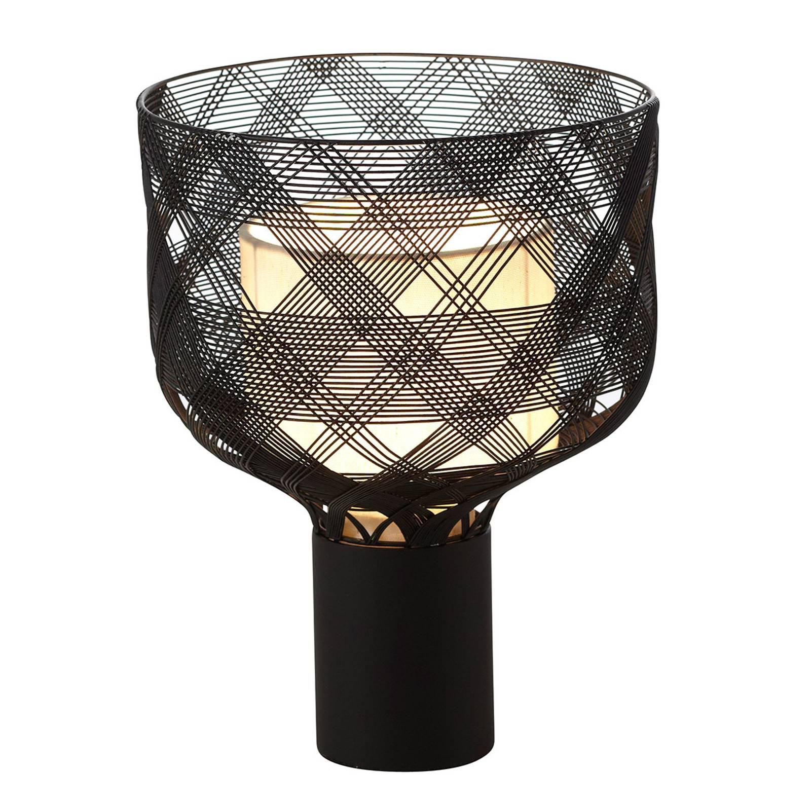 Forestier Antenna S bordlampe, 20 cm, svart