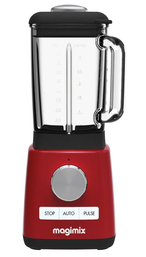 Magimix Power Blender Red - Röd