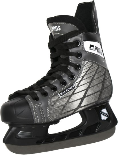 PROS Ishockey Skøyter, Svart 31