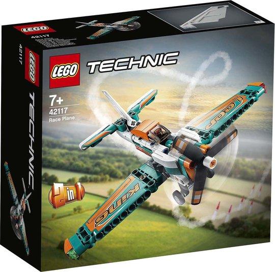 LEGO Technic 42117 Konkurransefly