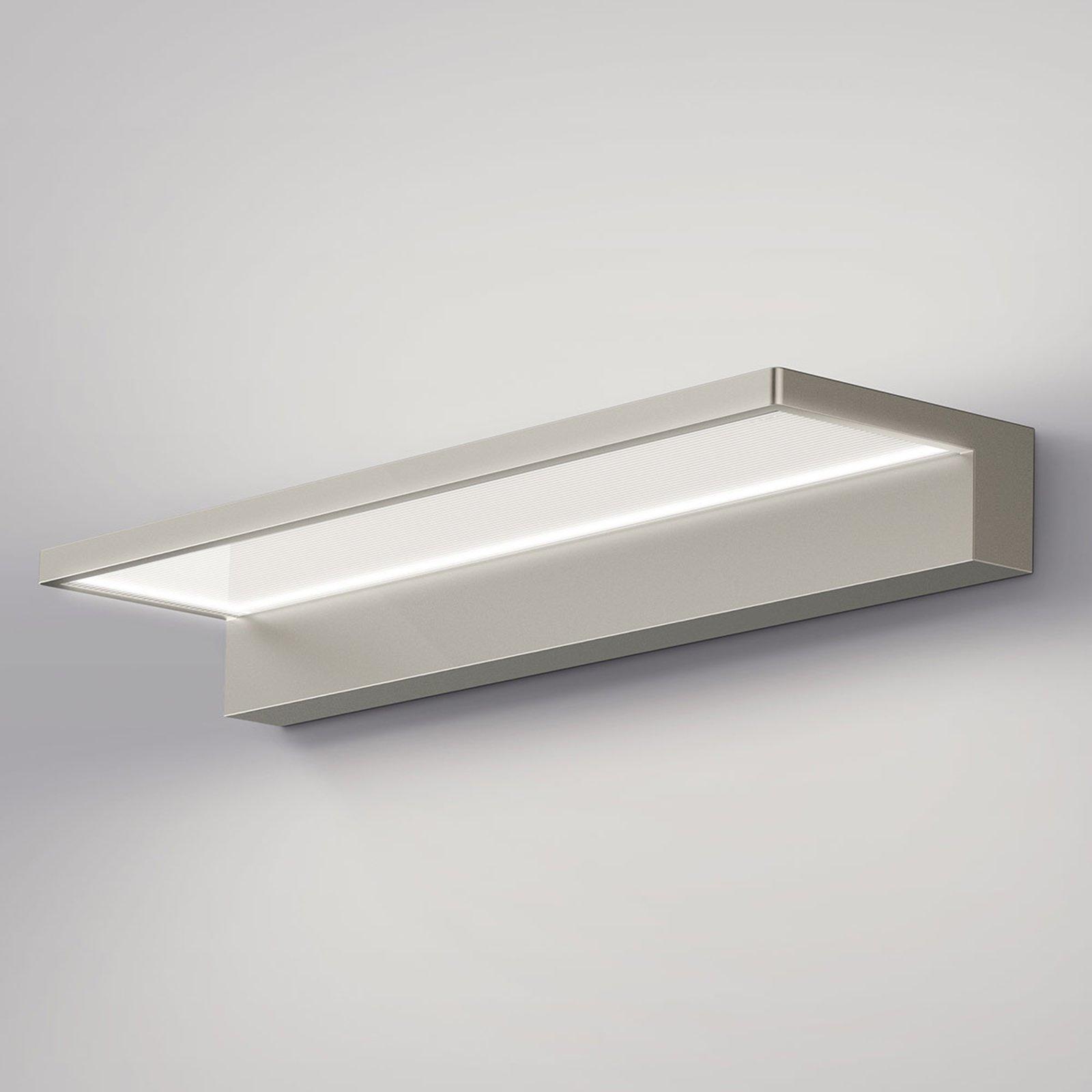 serien.lighting Crib Wall LED-vegglampe, stål