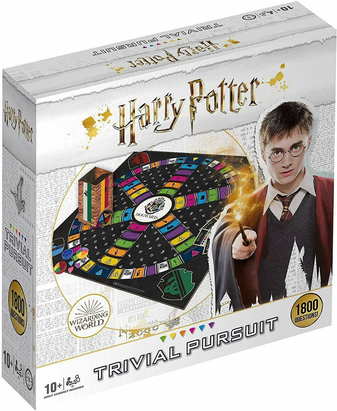 Harry Potter Trivial Pursuit ULTIMATE Edition ENG