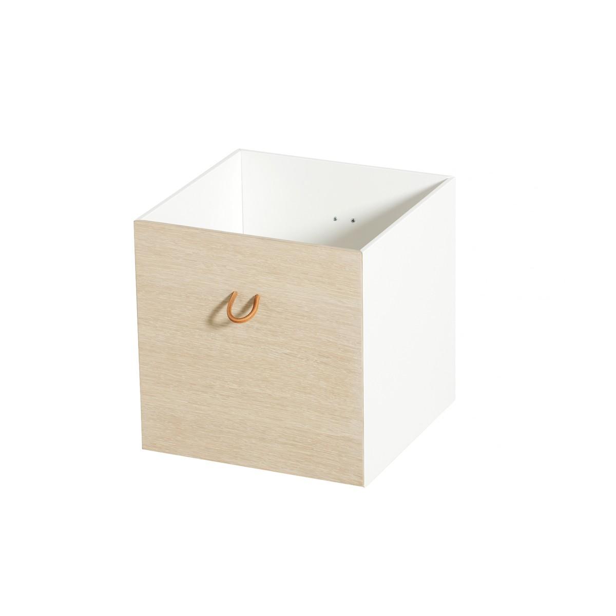 Förvaringslådor Wood Collection 3-set, Oliver Furniture