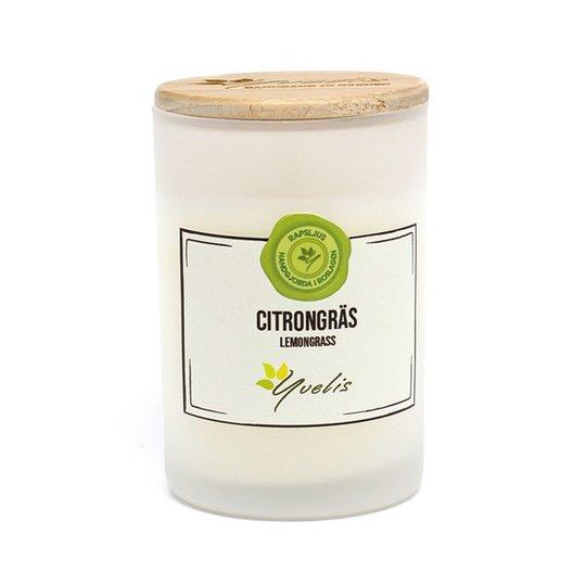 Yvelis Miljövänligt Doftljus Citrongräs