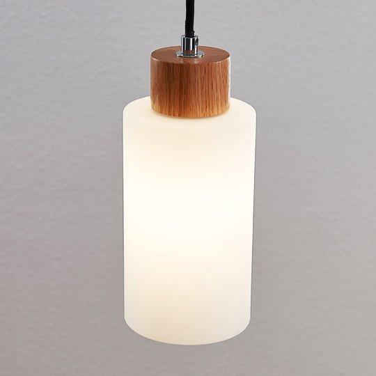 Lindby Nicus puuriippuvalaisin, 1-lamppuinen