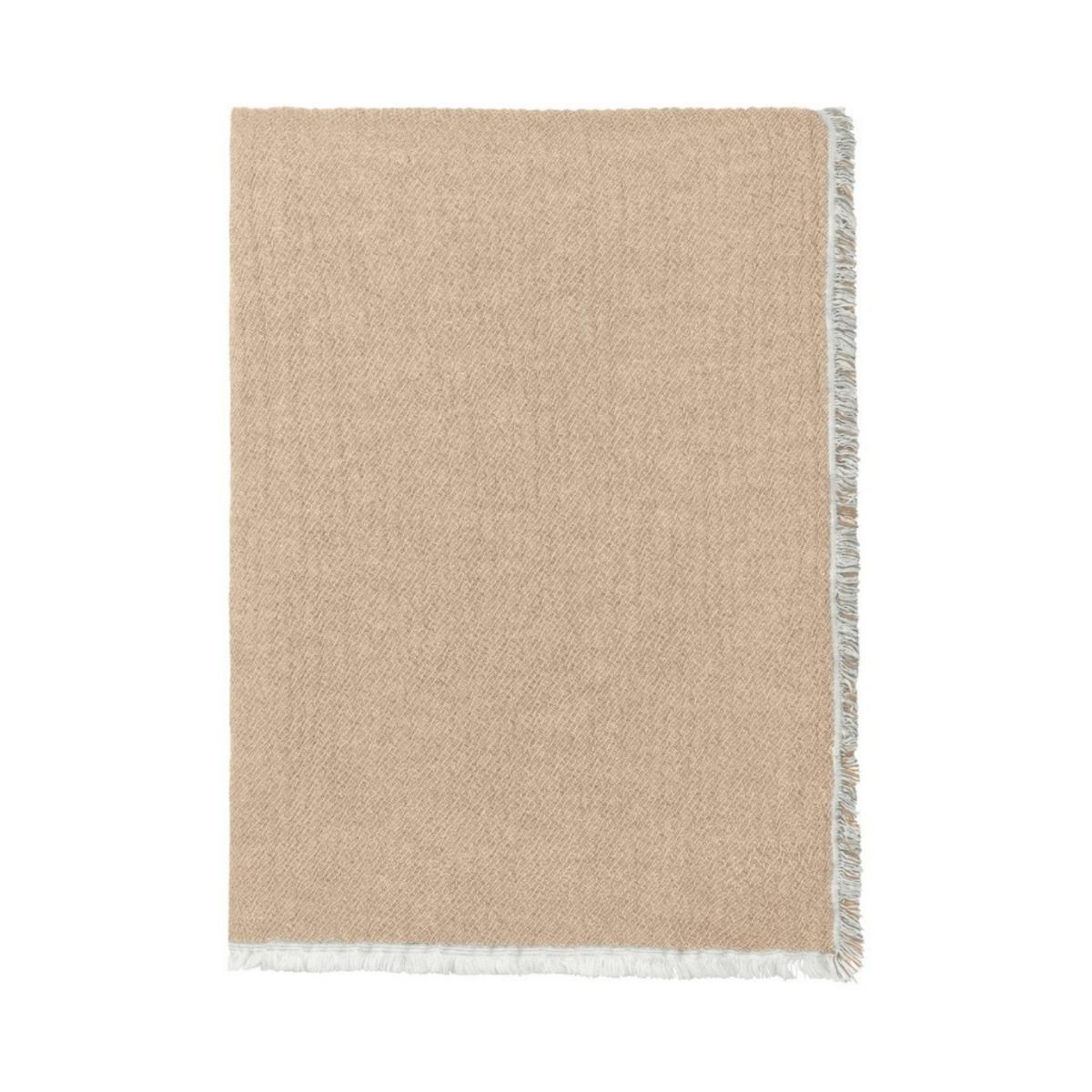 ELVANG Pläd Thyme 130x180 beige