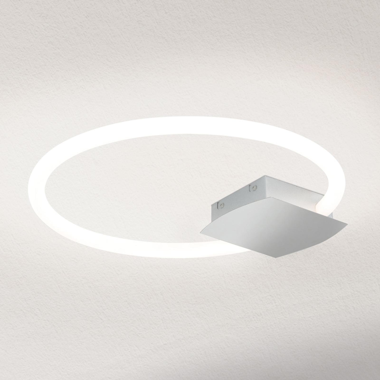 LED-kattovalaisin Karlsson, pyöreä, 42 cm