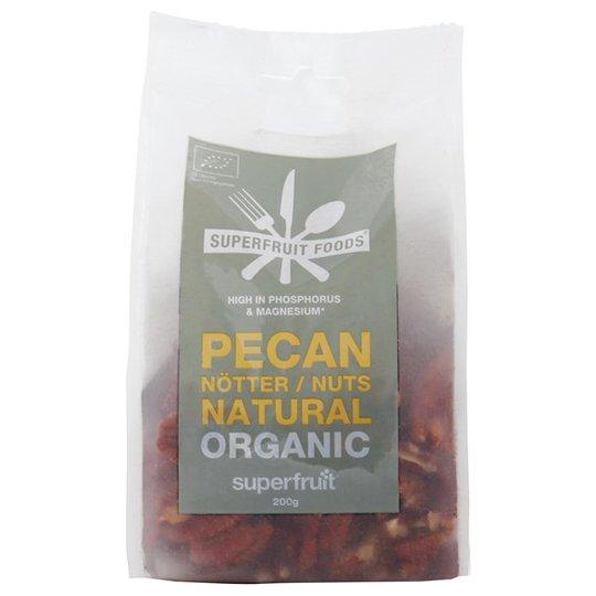 Superfruit Ekologiska Pekannötter, 200 g