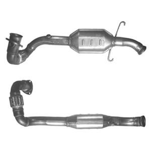 Katalysaattori, SAAB 900 II, 900 Cabriolet II, 900 Coupé II, 9-3, 9-3 Cabriolet, 4623104, 4960191, 4962072