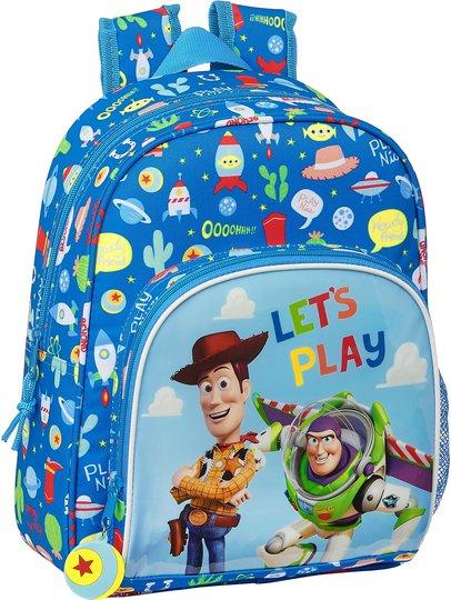 Disney Pixar Toy Story Let's Play Ryggsekk 10L, Blue