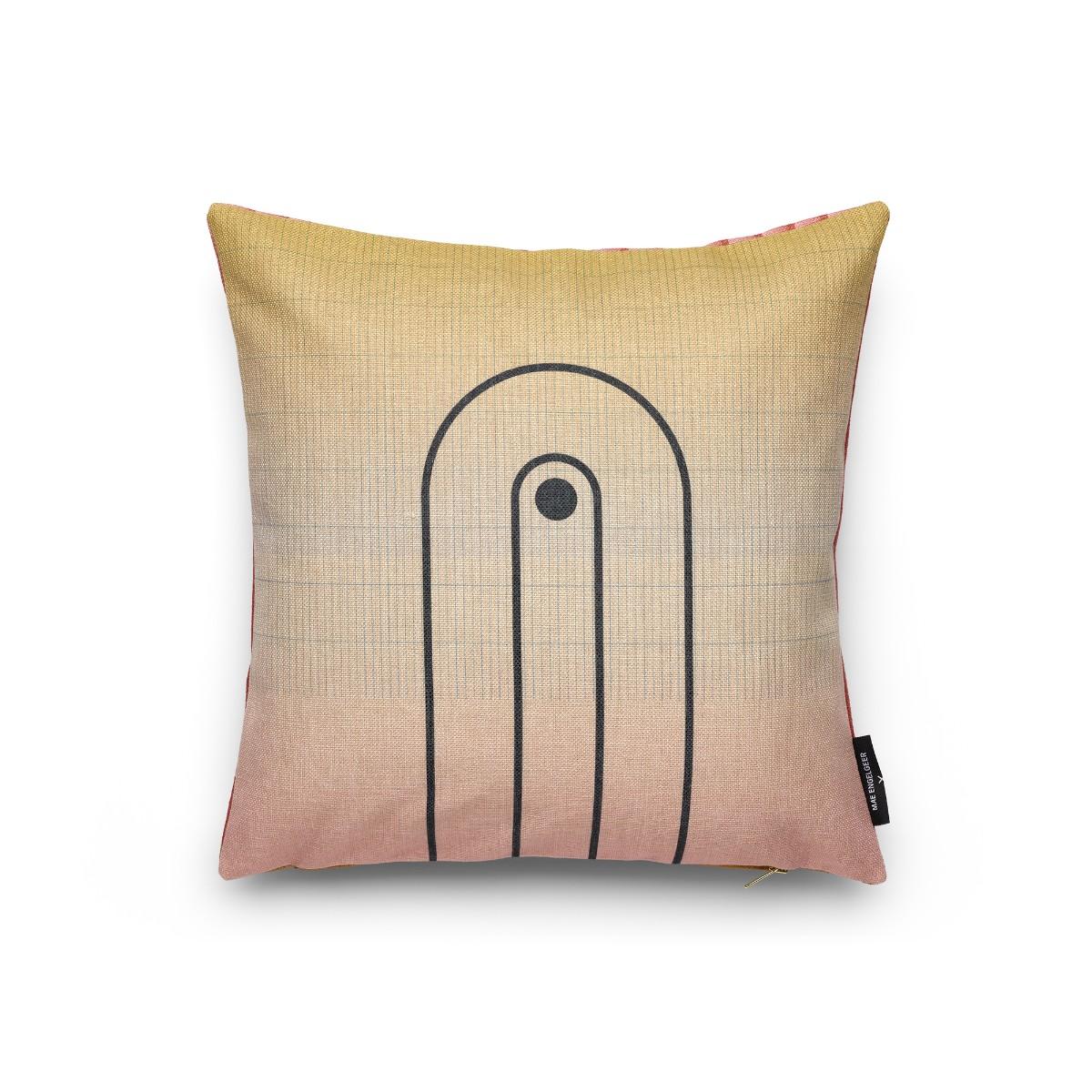 Fest I Arch Cushion (M. ENGELGEER) 45x45cm