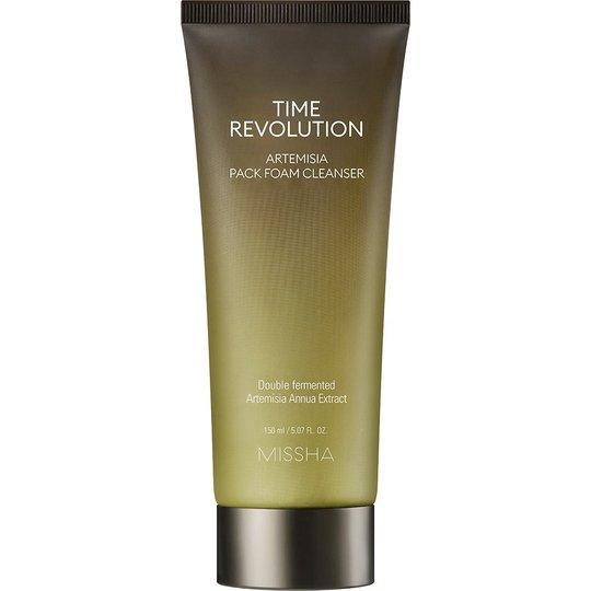 Time Revolution Artemisia Pack Foam Cleanser, 150 ml MISSHA Kasvojen puhdistus