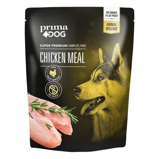PrimaDog Chicken Meal (600 g)
