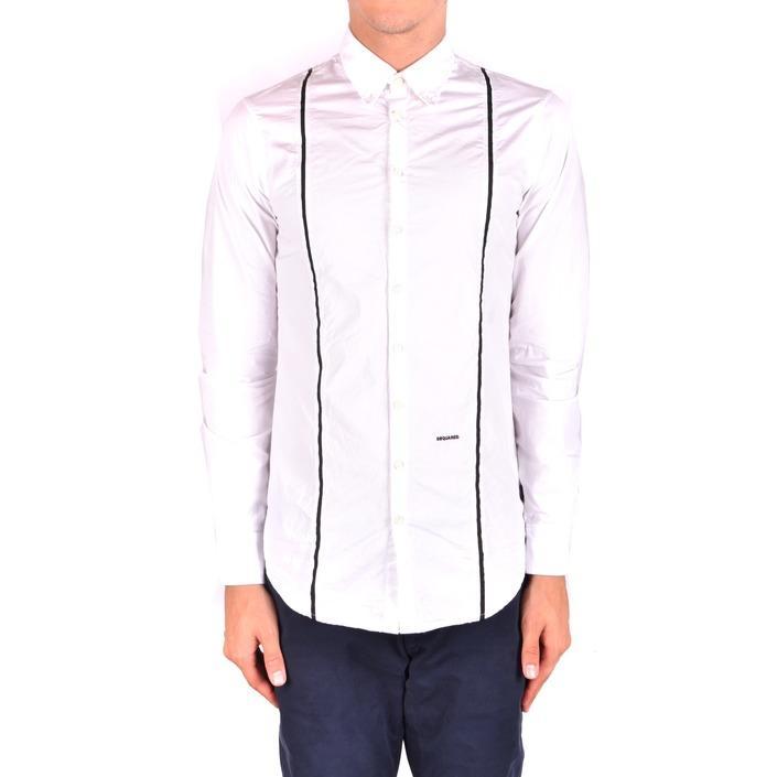 Dsquared Men's Shirt White 187230 - white 44